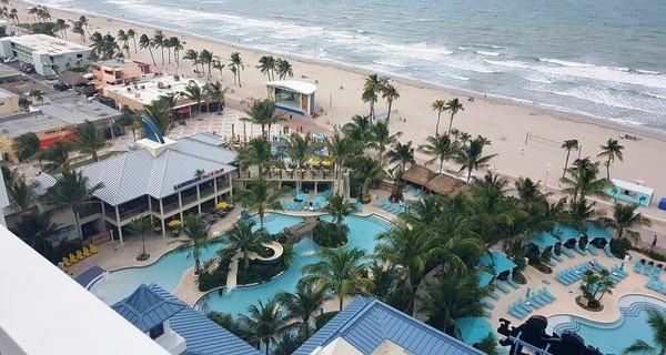 Margaritaville Hotel Hollywood Beach Florida