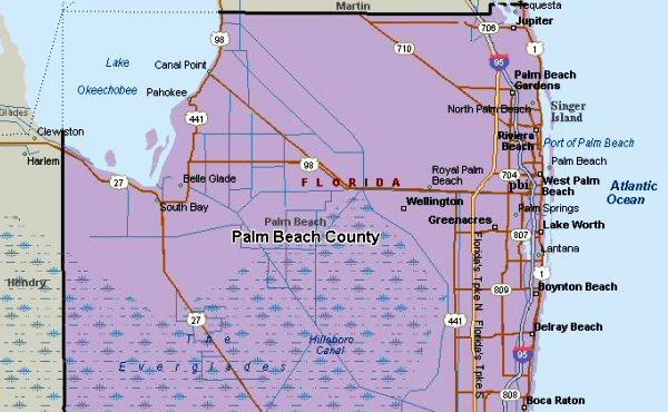 Fema Flood Maps Palm Beach County
