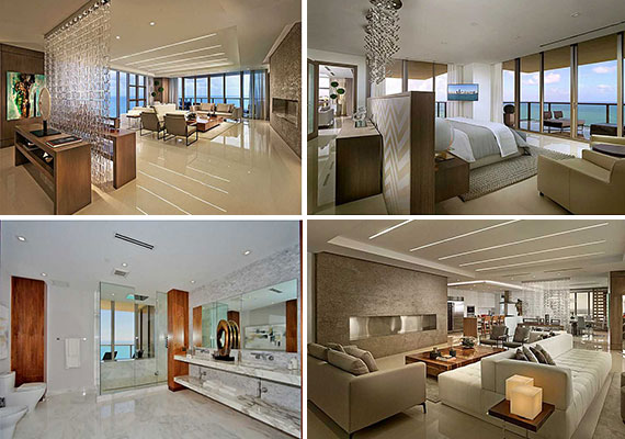 Unit 2401 in the St. Regis Bal Harbour north tower