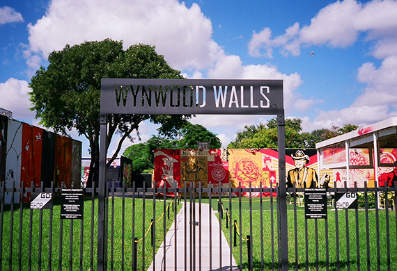 Wynwood Walls (Credit: Phillip Pessar)