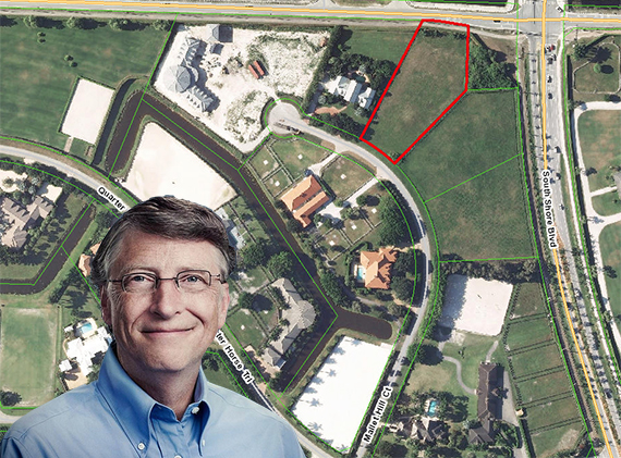 Mallet Hill Court and Bill Gates