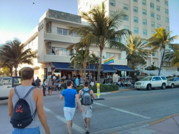 The Palace at 1200 Ocean Drive in South Beach