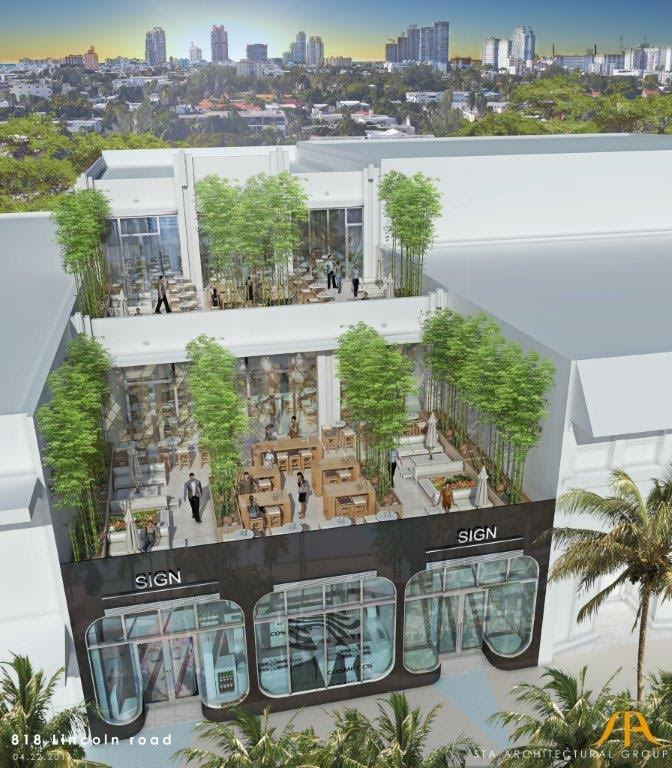 Rendering of 818 Lincoln Road