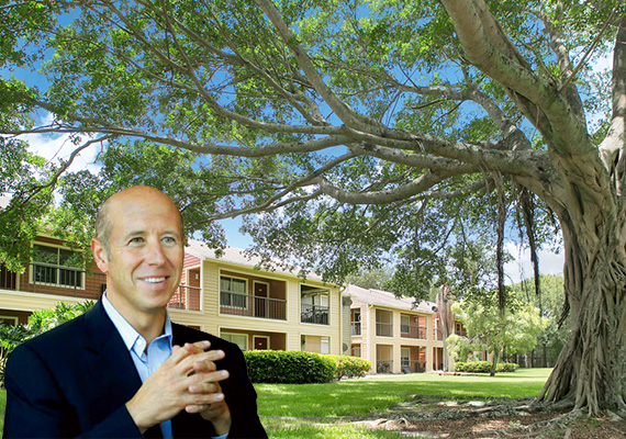 Turtle Cove Apartments and Barry Sternlicht