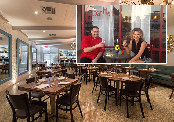 Michy's space at Liza-Meli-with-Chef