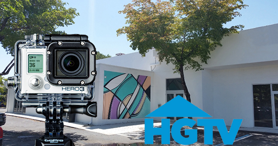 Wynwood, GoPro and HGTV