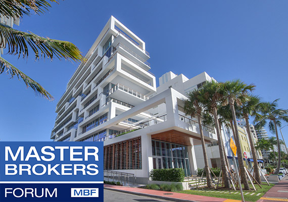 Beach House 8 and Master Brokers Forum