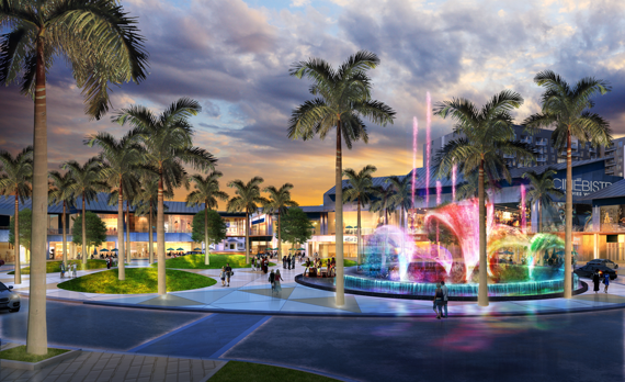 CityPlace Doral, a 55-acre mixed-use project being developed by The Related Group and Shoma Homes.