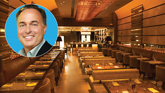 Meat Market, a South Florida restaurant group, has used EB-5 investments to help fi nance expansion. It has received a lot of backing from Latin Americans. Inset: David Tornek, the restaurant's co-owner.