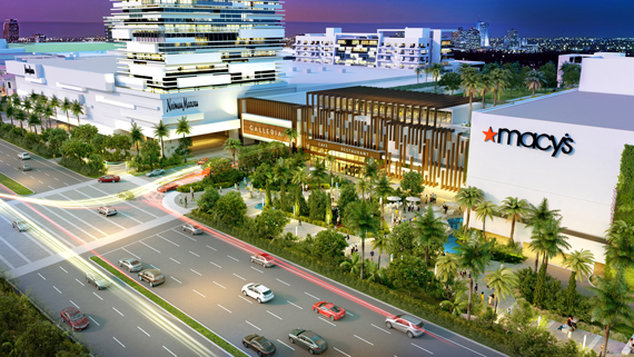 Live Galleria is the largest proposed development in the The Real Deal's ranking for Fort Lauderdale.