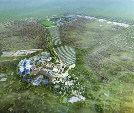 Miami Wilds rendering (Source: South Florida Reporter)