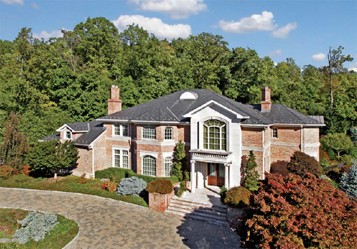 14 buckingham drive the real deal new york for Alpine nj celebrity homes
