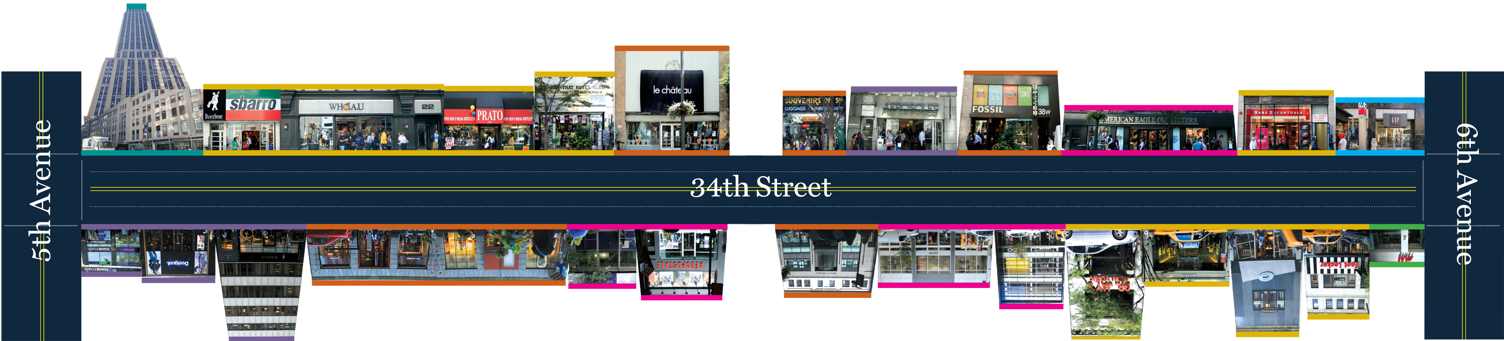 Clothing stores on 34th street   Clothing stores
