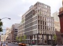 A rendering of the development at 11 North Moore street
