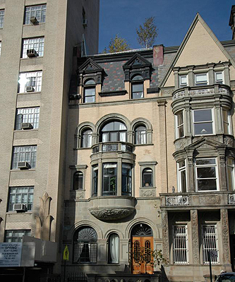 Townhouses leslie j garfield single family homes for Townhouses for sale in manhattan ny