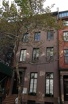 Pen and Brush townhouse 16 East 10th Street