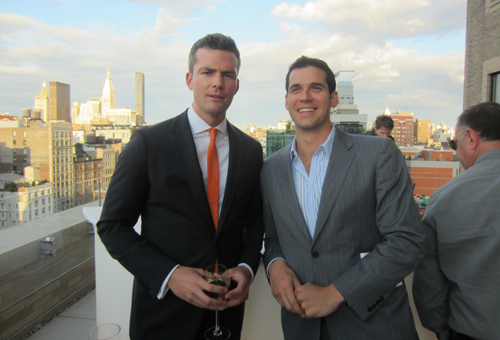Ryan serhant (Nestseekers) and Oren Alexander (Elliman)