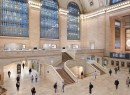 The Apple store in Grand Central Terminal