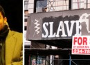 From left: Jonathan Solari, artistic director of the New Brooklyn Theater, and the Slave Theater