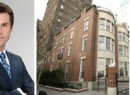 From left: Matthew George and Michael Moran of Prudential Douglas Elliman, 3 Riverview Terrace (credit: PropertyShark) and a shot of the interior