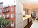 From left: Michael Bolla, 436 West 20th Street (credit: PropertyShark) and a shot of the interior