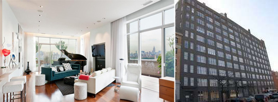 Gretsch condo williamsburg apartments 60 broadway for Brooklyn penthouses for sale