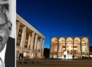 From left: Reynold Levy and Lincoln Center