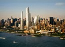 A rendering of Hudson Yards