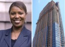 From left: Councilmember Letitia James and Avalon Fort Greene