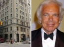 From left: 99 University Place (credit: PropertyShark) and Ralph Lauren