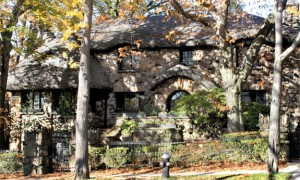 "The ""Gingerbread House"" at 8220 Narrows Avenue in Bay Ridge"