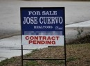 Jose Cuervo Realtors sign (credit: AOL)
