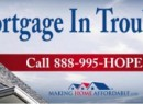 An ad for mortgage services