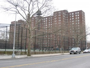 The Redhook Houses, NYCHA&#039;s largest development, still lack heat and hot water two weeks after Hurricane Sandy