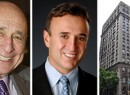 From left: Arnold Goldstein of Samson, Rob Anzalone of Fenwick Keats and 498 West End Avenue (credit: PropertyShark)