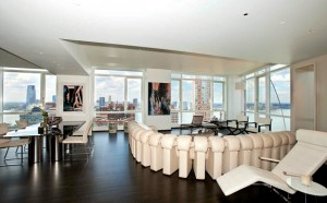 A $16.5 million listing at 200 Chambers Street marketed by Platinum Properties