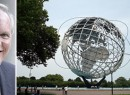 From left: Sen. Tony Avella and Flushing Meadows-Corona Park