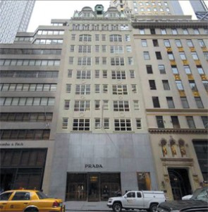 724 Fifth Avenue was Manhattan's most profi table $100 million-plus sale of 2012.