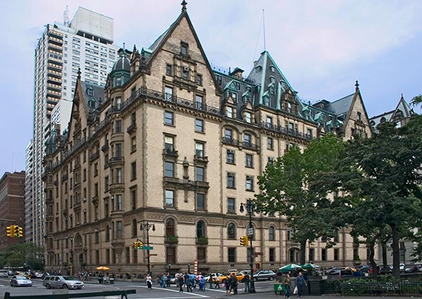 Burce barnes the dakota brown harris stevens for Dakota building nyc apartments for sale