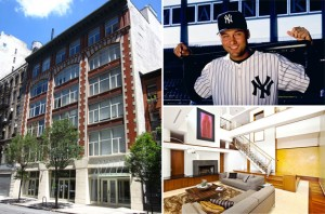 129 West 20th Street and Derek Jeter