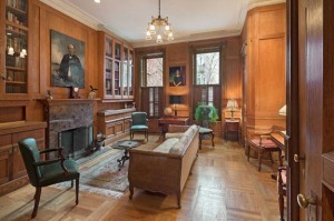 A townhouse at 126 West 87th Street that has hit the market $8.75M