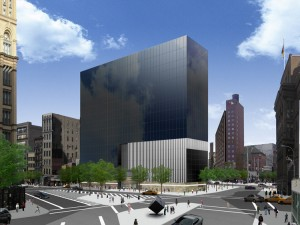 A rendering of 51 Astor Place