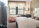 From left: 101 West 57th Street and a Quin room rendering