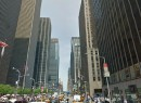 Office buildings along Sixth Avenue in Midtown (credit: Google)
