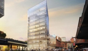 A rendering of 860 Washington Street