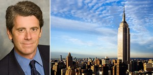 Anthony Malkin of Malkin Holdings and the Empire State Building