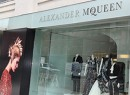 Alexander McQueen&#039;s meatpacking storefront