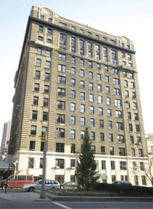 A high-end co-op at 1155 Park Avenue