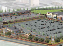 Project rendering of the Springfield Avenue Marketplace