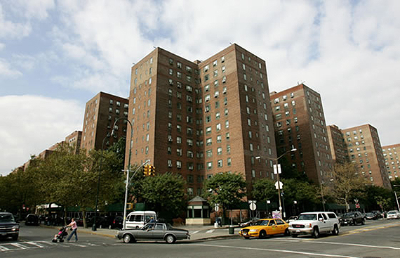Stuyvesant town nyc bank of east asia usa for Stuyvesant town new york